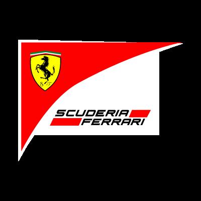 Scuderia Ferrari logo vector
