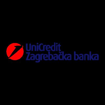 UniCredit Zagrebacka logo vector