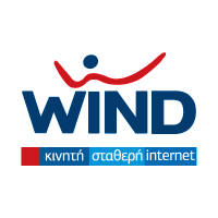 Wind Hellas vector logo