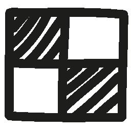 Delicious hand drawn logo
