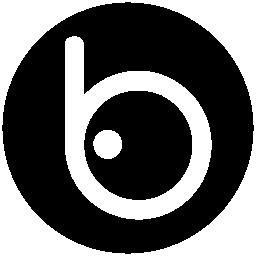 Badoo social logotype
