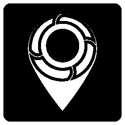 Wayn social network logo