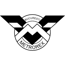 Bucharest metro logo