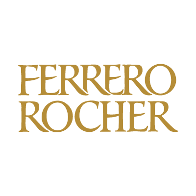 Ferrero Rocher Chocolate logo vector