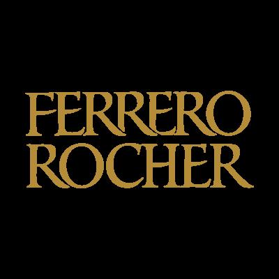 Ferrero Rocher Chocolate logo vector