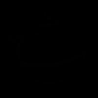 Freepik logo in white
