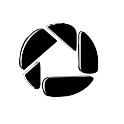 Picasa sketched logo
