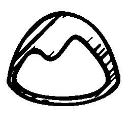 Basecamp sketched logo
