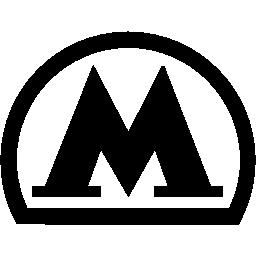 Moscow metro logo