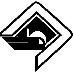 Mashhad metro logo