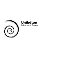 Unibeton vector logo
