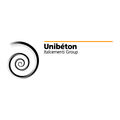 Unibeton logo vector