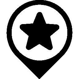 Google place optimization symbol