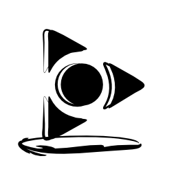 AOL mail sketched logo
