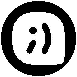 Tuenti social logo