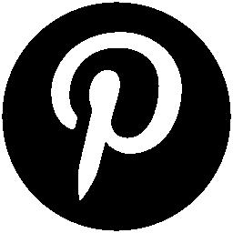 Pinterest social logo