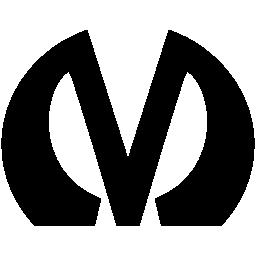 Saint Petersburg metro logo
