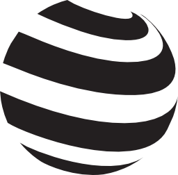 Striped sphere