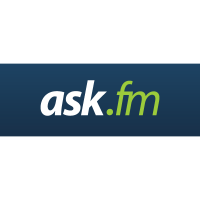 Ask.fm logo vector