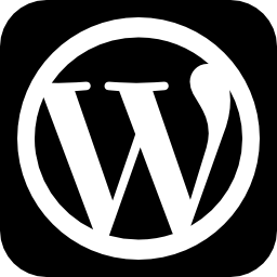 WordPress website logo