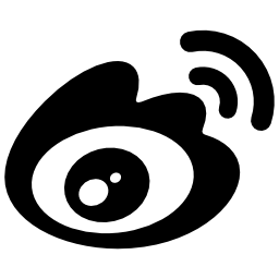 Weibo social logo
