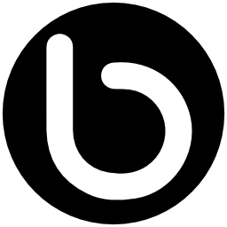 Bebo social logotype