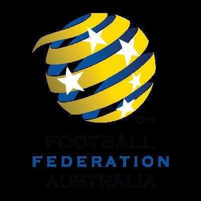 Australia national football vector logo download