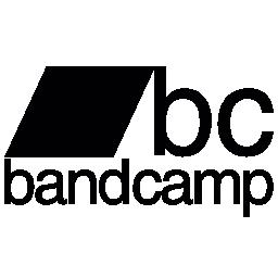 Bandcamp logotype
