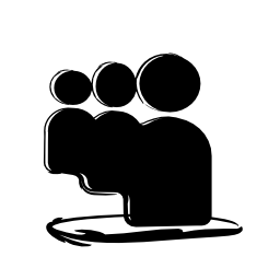 Myspace sketched logo