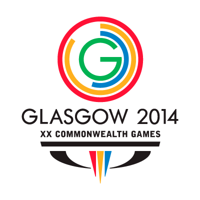 Glasgow 2014 logo vector download logo vector