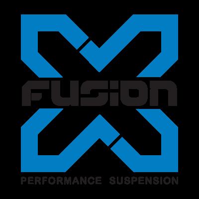 X Fusion vector logo download logo vector