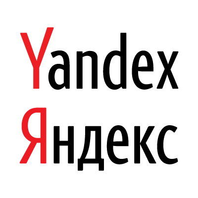 Yandex.ru logo vector
