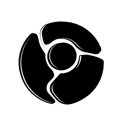 Chrome logo sketch symbol variant