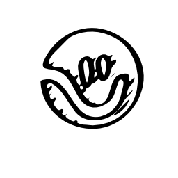 Friendster sketched social logo