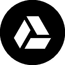 Social googledrive symbol