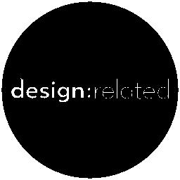 Designrelated logotype