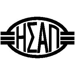 Athens metro logo