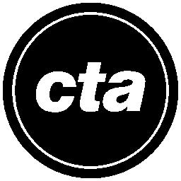 Chicago metro logo