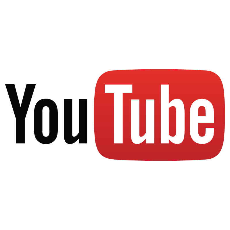Youtube logo vector .eps (full color official logo)