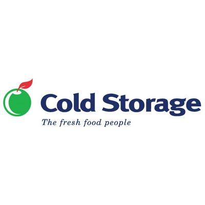 Cold Storage logo vector preivew