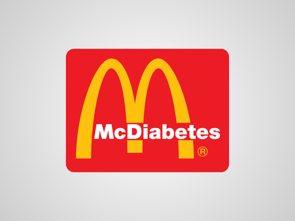 mcdonalds - mcdiabetes