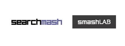 searchmash smashlab logos