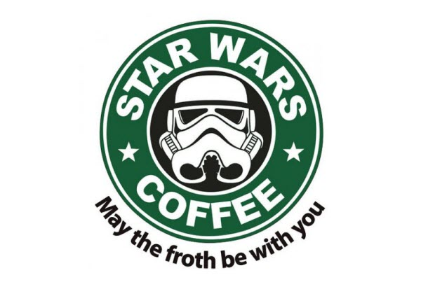 starbucks coffee - star wars coffee